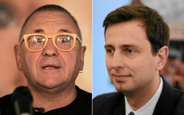 Jurek Owsiak i Władysław Kosiniak-Kamysz