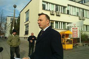 Łukasz Gibała komentuje umorzenie sprawy sądowej