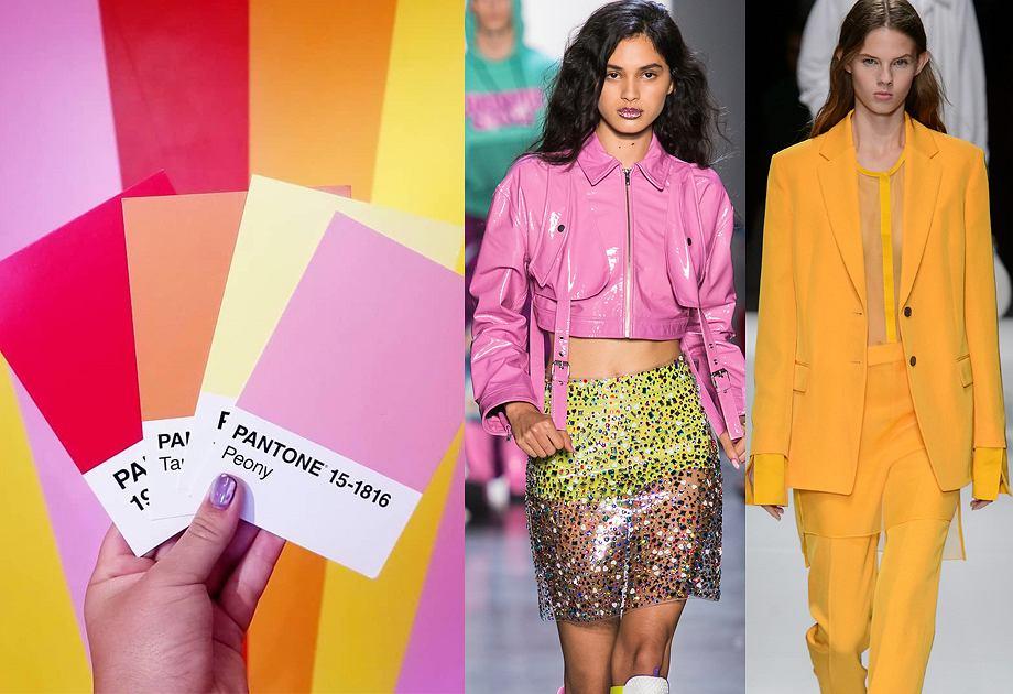 Instytut Pantone wytypował listę najmodniejszych kolorów na sezon wiosna-lato 2019