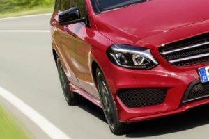 Mercedes Klasy B po liftingu | Polskie ceny