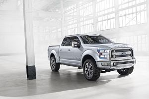 Salon Detroit 2013 | Ford Atlas