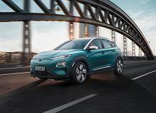 Hyundai Kona Electric - elektryczny crossover z dużym zasięgiem