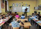 Lekcje b�d� w t�oku. Nawet do 36 uczni�w w klasie