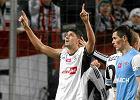 Helio Pinto podczas meczu Legia - Cracovia (4:1)