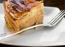 Cytrynowy tort naleśnikowy - ugotuj
