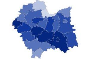 Wybory prezydenckie. Ma�opolskie miasta powy�ej �redniej