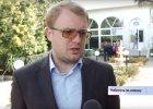 """Wicepremier Krymu wjecha� do Polski podst�pem czy jednak legalnie? """"Nie naruszy�em przepis�w"""""""