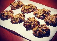 Lekkie ciasteczka bakaliowe - ugotuj