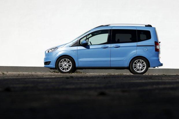 Ford Tourneo Courier   Test d�ugodystansowy cz. II   Nadwozie