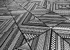 P�ytki ceramiczne w geometryczne wzory
