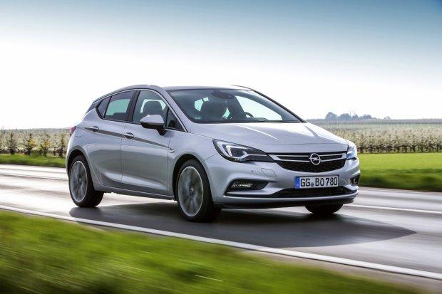 Opel Astra z silnikiem 1.6 BiTurbo | Diesel z pazurem
