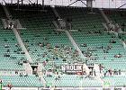 Frekwencyjny dramat na meczach pi�karzy �l�ska: Pusty stadion pora�a smutkiem