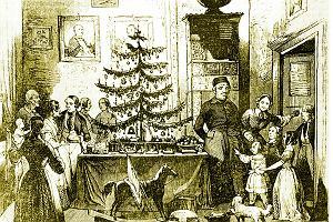 Dawne zwyczaje bożonarodzeniowe. Stół zaścieł sianem, a w izbie ustaw snop żyta