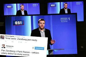 """Wybory 2015. Twitter chwali Partię Razem, krytykuje Kukiza. """"Jak dziecko we mgle"""""""