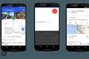 Google I/O 2015: poprawiony asystent Google Now. Teraz zrozumie kontekst