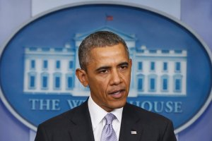 Obama ostrzega Rosj�: B�d� konsekwencje interwencji na Ukrainie