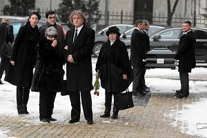 Prymas, minister i prezydent na pogrzebie ojca Jana Kulczyka