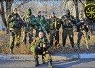 Rosyjski neonazista szkolił młodych Białorusinów