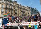 Kilka tysi�cy os�b na Paradzie R�wno�ci w Warszawie