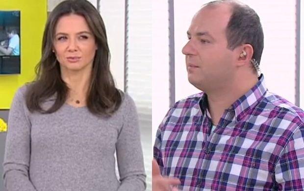 Bartosz Węglarczyk, Kinga Rusin i Wróż Maciej w DD TVN