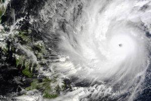 Globalne zmiany klimatu? Kolejny tajfun zagraża Filipinom