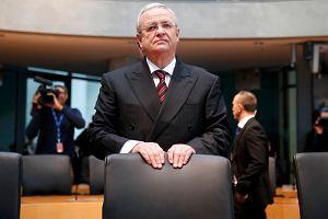 Były prezes Volkswagena podejrzanym w aferze spalinowej