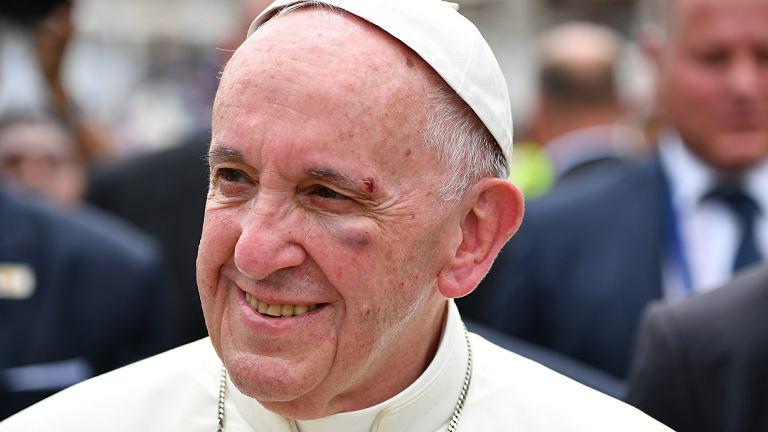 Papież Franciszek w Kolumbii