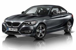 BMW serii 2 coupe | Debiut trzech cylindr�w
