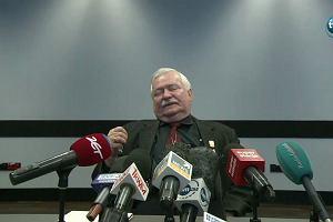 """""""Mogę postawić stu grafologów, którzy powiedzą odwrotnie"""". Wałęsa skomentował opinię biegłych IPN ws. akt TW """"Bolka"""""""