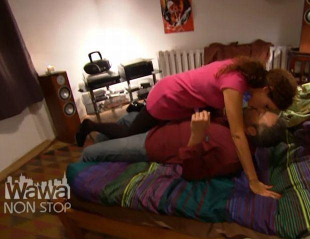 Wawa non stop, Joasia i Maciek