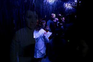 """Otwarcie krainy """"Soria Moria"""" w Europejskim Centrum Bajki w Pacanowie."""