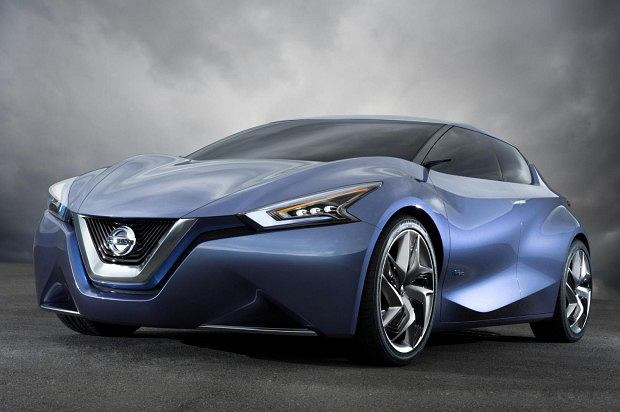 Salon Szanghaj 2013 | Nissan Friend-ME Concept