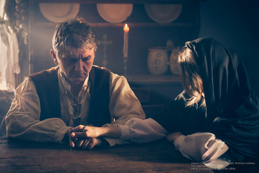 Kadr z filmu 'Zerwany kłos' / Materiały prasowe