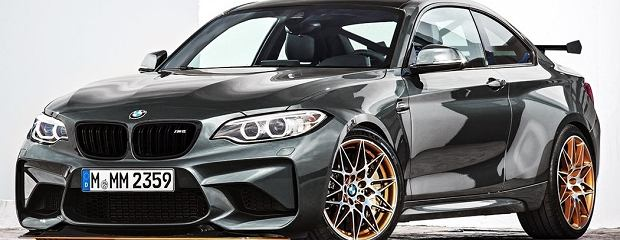 Wizualizacja BMW M2 GTS
