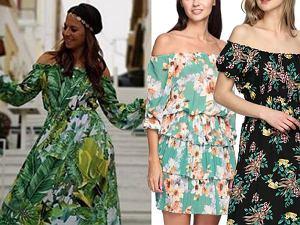 Kolaż, sukienka hiszpanka/Materiały partnera/www.instagram.com/annalewandowskahpba