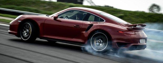 Porsche On Track, Estonia