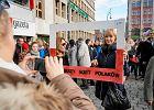 Manifestacja KOD we Wrocławiu. Plac Solny pełen ludzi [RELACJA]