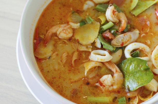 Tajski Sos Curry Wszystko O Gotowaniu W Kuchni Ugotuj To