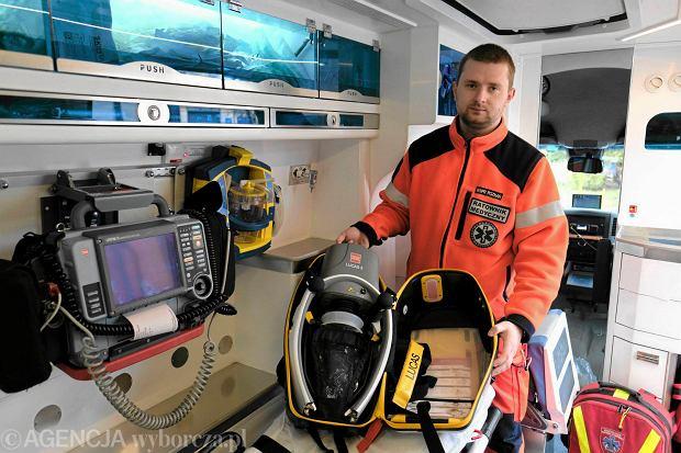 Uwaga, zawał! Specjalny poradnik poznańskich lekarzy i ratowników medycznych