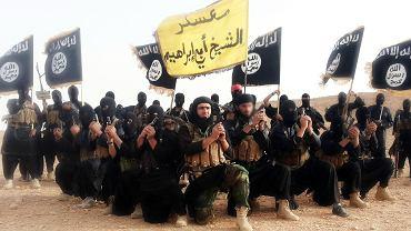 Bojownicy Państwa Islamskiego (ISIS)