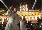 Papież zakończył podróż po Ameryce Południowej i wrócił do Rzymu. Od prezydenta Boliwii otrzymał krzyż z sierpem i młotem