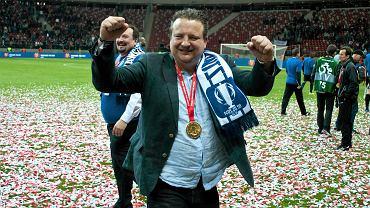 Radosław Osuch. Finał Pucharu Polski na Stadionie Narodowym