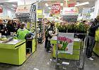 Dziś strajk włoski w supermarketach. Kolejki przy kasach
