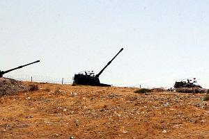 Kolejne tureckie czo�gi wjecha�y do Syrii