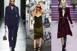 77a059c5c0 Wielki powrót welurowych ubrań - zobacz jak nosić je tej jesieni
