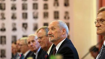 Konferencja prasowa MON w sprawie śledztwa smoleńskiego, 15.09.2016 r.