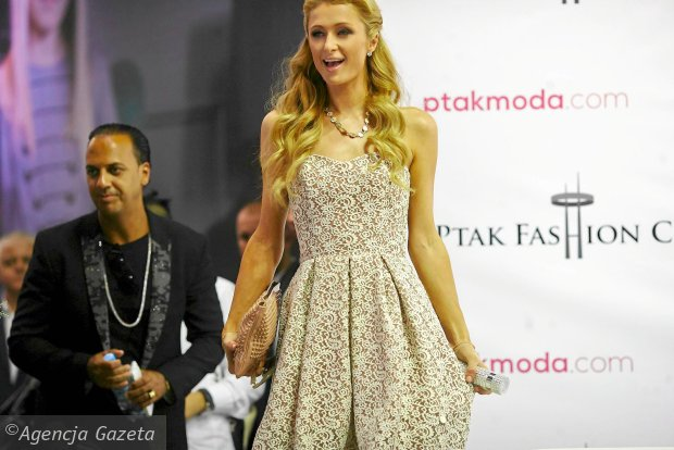 Zdjęcie numer 17 w galerii - Paris Hilton w Łodzi. Wystąpi na targach Ptak Expo