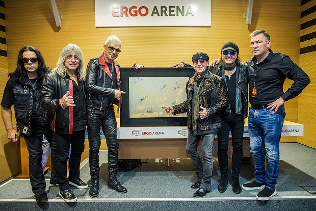 Zdjęcie numer 2 w galerii - Wielkie serce zespołu Scorpions!