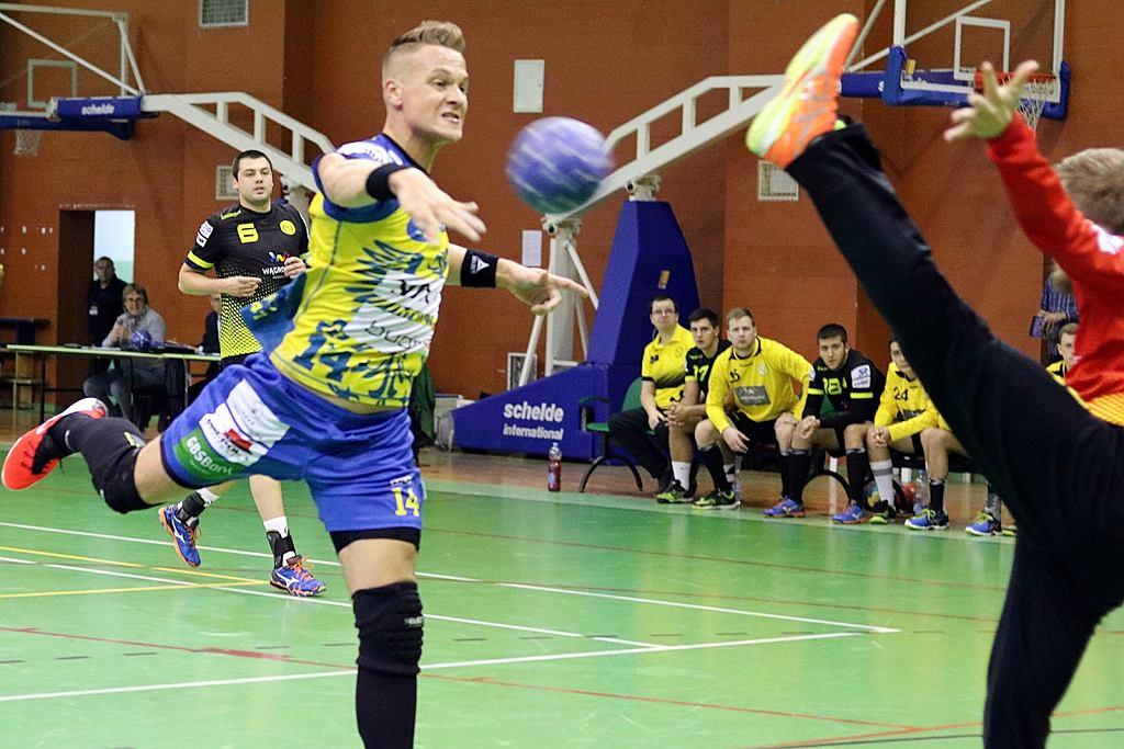 Pierwsza liga piłkarzy ręcznych: Stal Gorzów - Nielba Wągrowiec 36:28 (19:15)