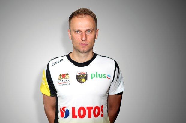 Piotr Gacek kolejnym siatkarzem Lotosu Trefla Gda�sk